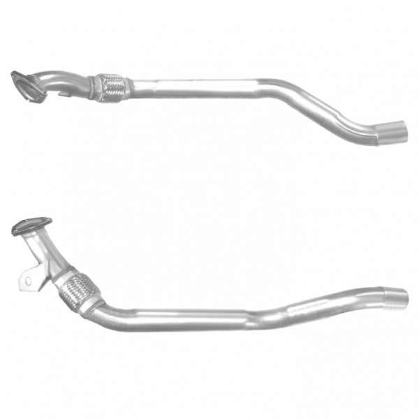 SEAT EXEO 2.0 11/10 on Link Pipe BM50374