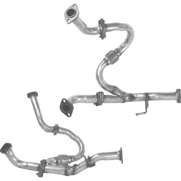 ISUZU TROOPER 3.2 02/92-05/98 Front Pipe BM70148