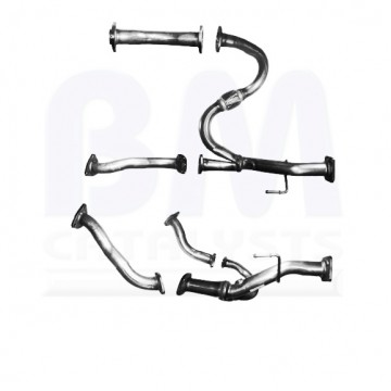 ISUZU TROOPER 3.2 02/92-05/98 Front Pipe BM70513