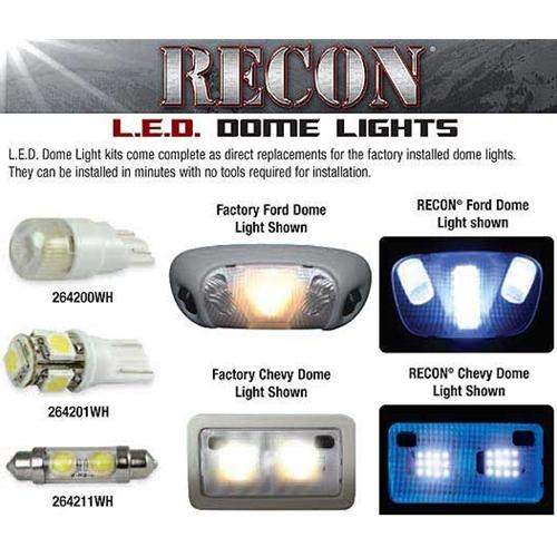F250 Dome Light Bulb Size