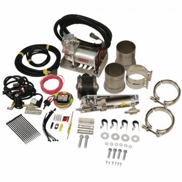 bd 1028140 universal 4 inline exhaust brake kit w compressor