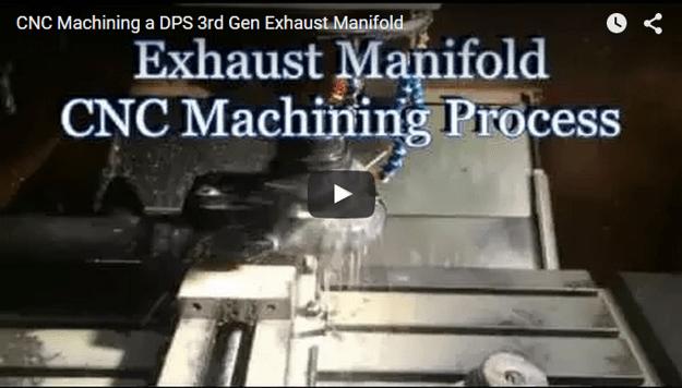 dps 3rd gen exhaust manifold