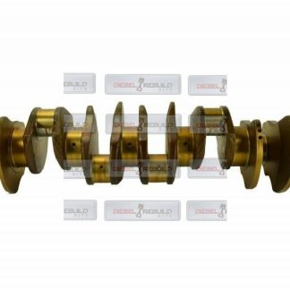 Crankshaft | Detroit Diesel Series 60 | 12.7 Liter