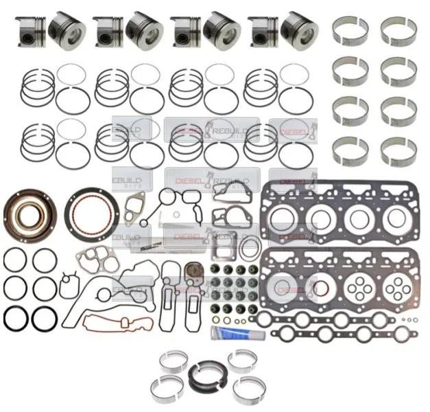 Engine Overhaul Rebuild Kit | Navistar T444E ('94-'04) | Diesel Rebuild Kits