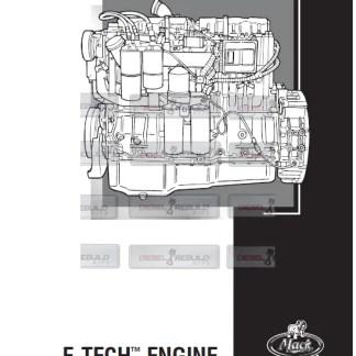 mack service repair manual