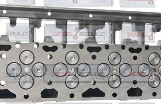 Cummins M11 ISM Cylinder Head