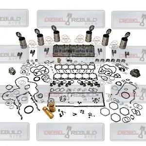 Platinum Overhaul Rebuild Kit | CAT C15 Acert Engine