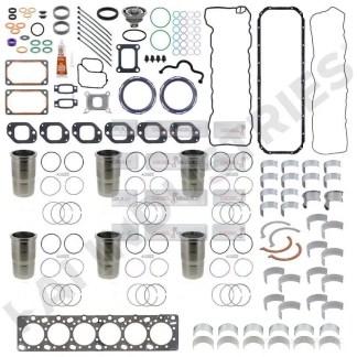 mp8 d13 piston-less rebuild kit