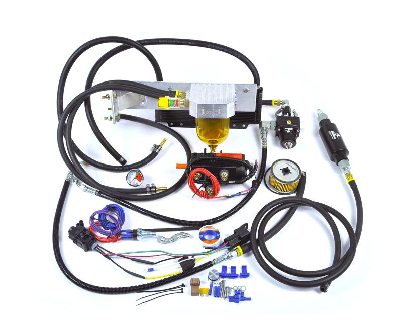 7 3 Idi Parts Diagram 1994 1997 Ford Psd Fuel System