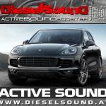 ActiveSoundBooster für Mazda 6 (Typ GJ/GL, seit 2012) inkl. Einbau & App-Control