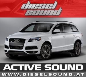 ACTIVE SOUND Audi Q7 (4L)