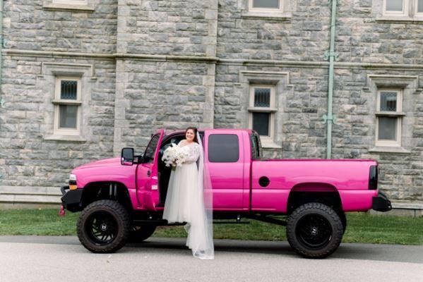 power of pink anna s lb7 diesel tech