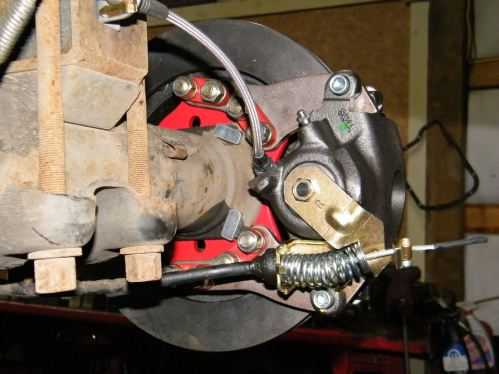 small resolution of rear disc brake conversion kits from egr brakes