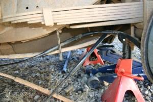 Parking Brake Cable LengthRouting?  Dodge Diesel  Diesel Truck Resource Forums
