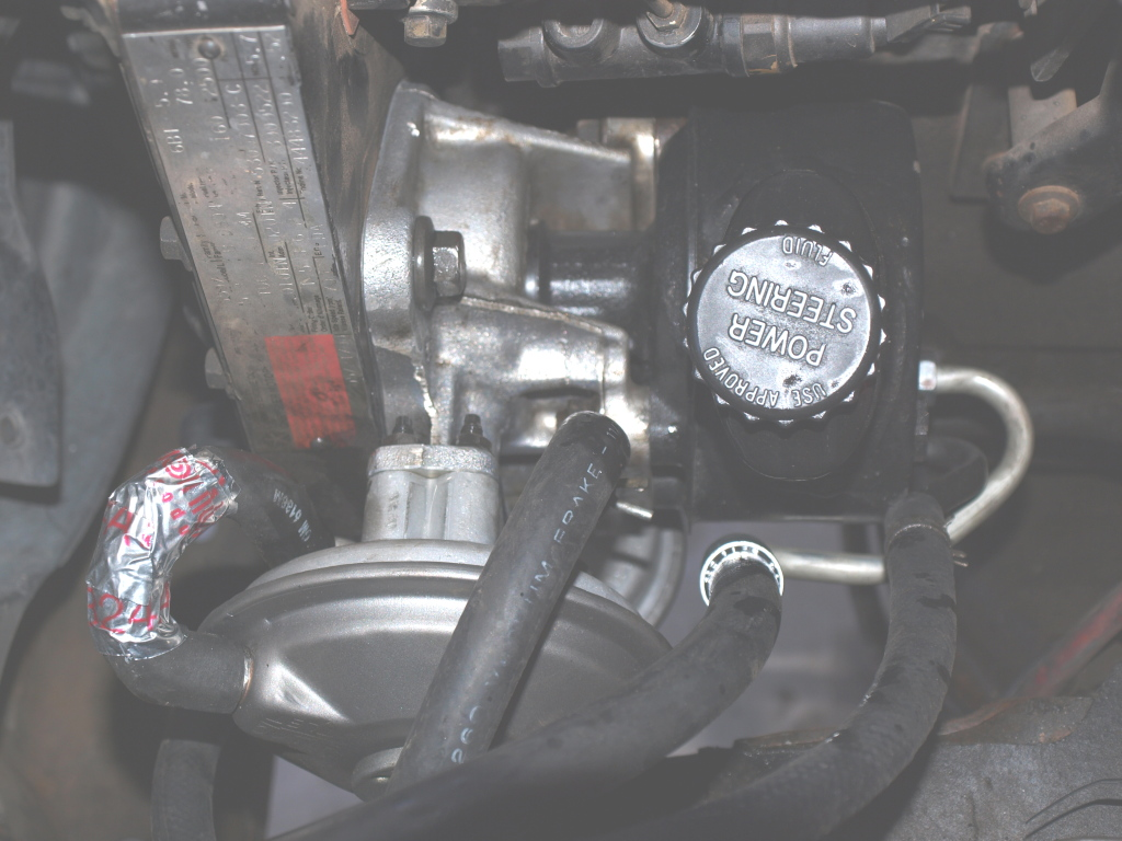 hight resolution of removing power steering pump and vacuum pump 89 installed jpg