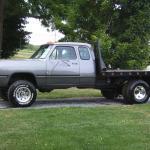 Calling All 1st Gen Flatbeds Dodge Diesel Diesel Truck Resource Forums