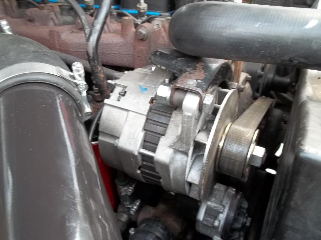 hight resolution of alternator problems