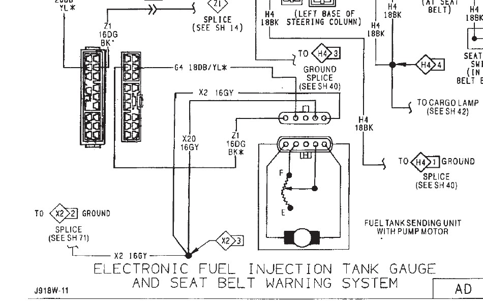 44013d1416771474 wiring question fuel tank 91 dodge gas fuel gauge marine fuel gauge wiring diagram & load cells wiring diagram vdo fuel sender wiring diagram at crackthecode.co