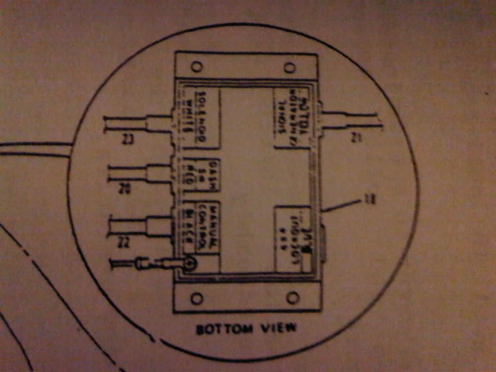 medium resolution of anyone have a gear vendors od wiring diagram dodge dieselgear vendors wiring diagram 4x4 ford