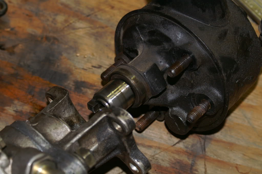 Power Steering It Is Located At Back Side Of Pump A Nut For Bolt