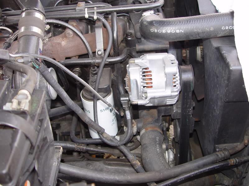 Alternator Wiring Diagram Diesel