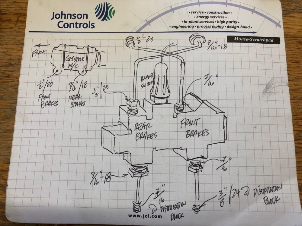 medium resolution of master cylinder brake line fitting size 05e5dd29 57c5 4289 a631 cf30a5514f13
