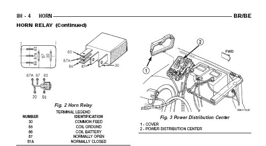 2008 dodge ram 5500 fuse diagram
