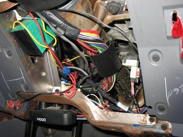 2002 Ford Mustang Fuse Diagram No Bus Error And All Dash Gauges Dead Dodge Diesel