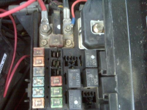 small resolution of 99 dodge ram fuse box
