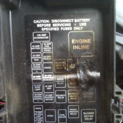Dodge Dakota Alternator Wiring Diagram 98 Ford Mustang Fuse Box 2000, 3500 Question - Diesel Truck Resource Forums