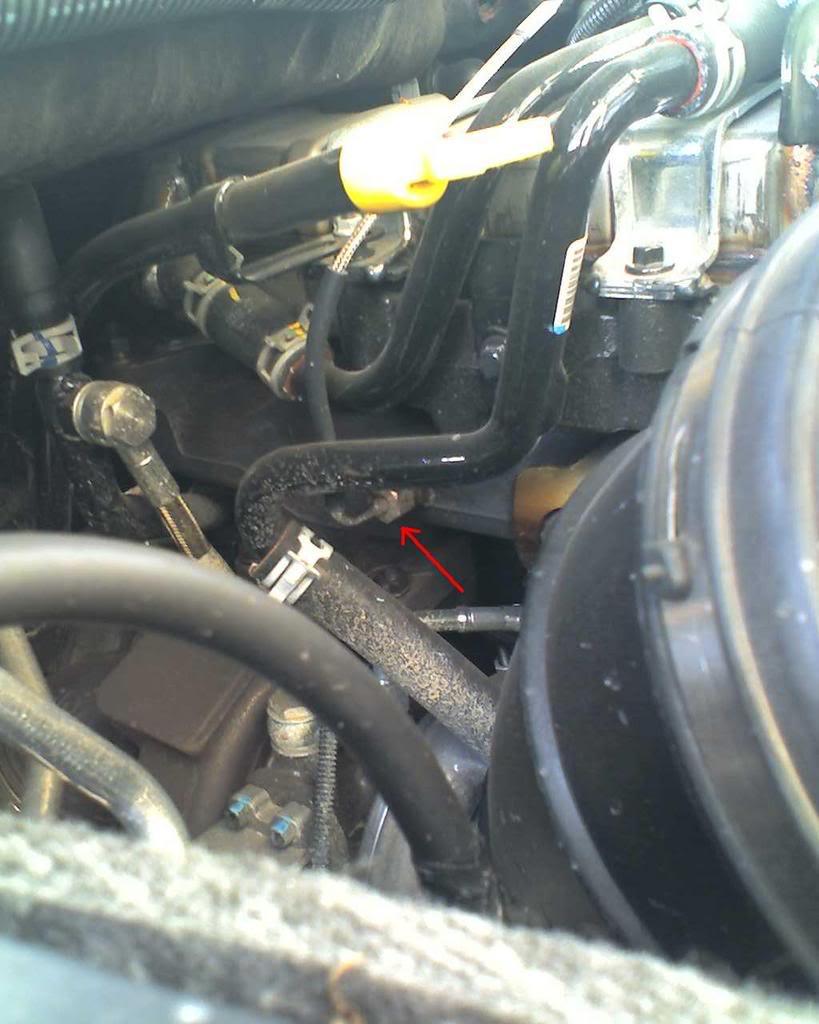 egt probe pre or post dodge diesel