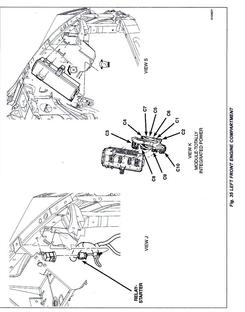 Dodge 7 Pin Plug Wiring Diagram 7 Pronge Trailer Connector