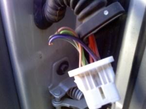 Broken wires to rear door locks  Dodge Diesel  Diesel