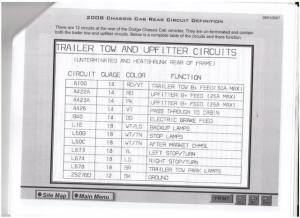 Trailer Wiring  Dodge Diesel  Diesel Truck Resource Forums