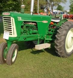 tractor talk 1958 oliver 770 the extra zero [ 1400 x 937 Pixel ]