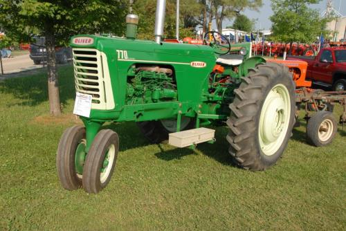 small resolution of tractor talk 1958 oliver 770 the extra zero