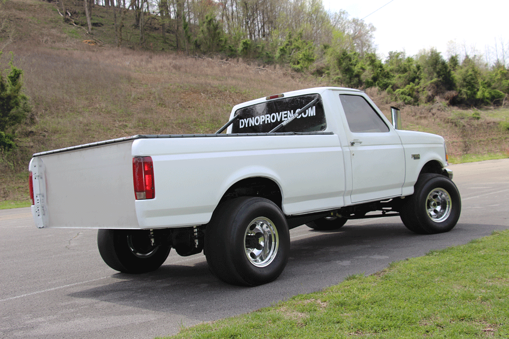A Surprisingly Simple, 700+ HP OBS Ford
