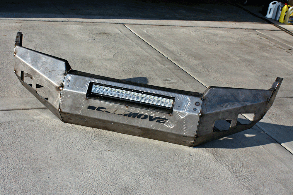 DIY Bumper Kit from MOVE Part 2