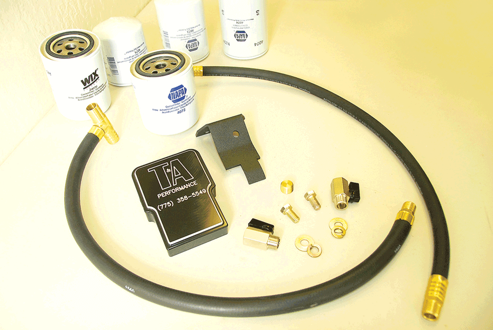 Power Stroke Coolant Filter: A Solution To Oil Cooler/EGR