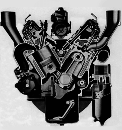 there isn t a whole lot to dislike here at least on paper fourbolt mains a chrome nickel alloy block and six bolts per cylinder to tie the head down  [ 1400 x 1116 Pixel ]