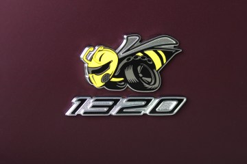A new interpretation of the legendary Dodge Super Bee logo, the