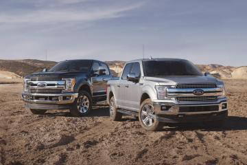 Ford Surpasses 1 Million Truck Sales in 2018
