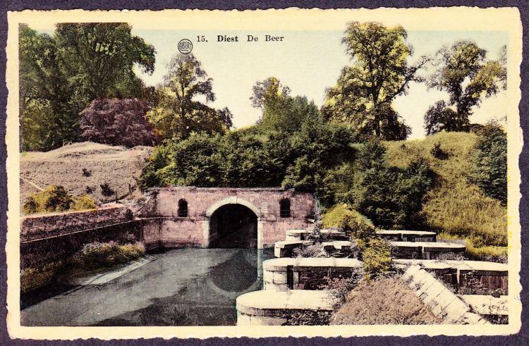 De Saspoort in 1948