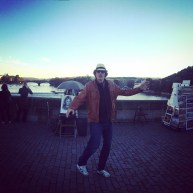 Instagram, Frank in Prag