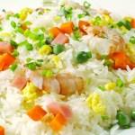 dieta vegetariana de slabit- orez cu legume