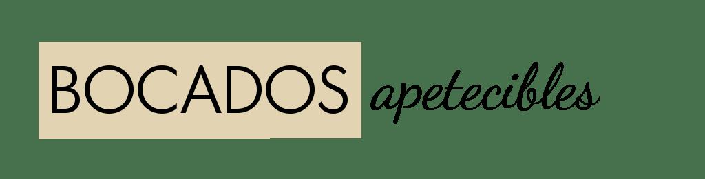 Bocados apetecibles (1)
