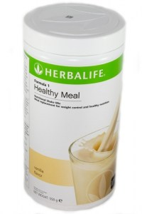 dietbud Herbalife F1 Meal Replacement - Vanilla