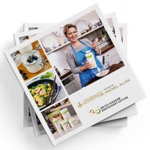 Rachel Allen Recipe Book