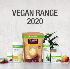 Herbalife Vegan Range