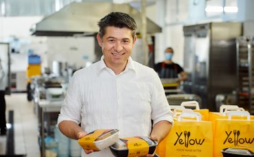 Adrian Ciucur CEO Yellow Menu